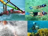 Водные виды экстремального туризма