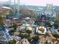 Пять самых популярных парков развлечений в мире