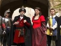 Рыцарская свадьба в Словении