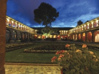В здании бывшего дворца в Перу открывается отель
