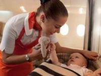 ОАЭ: в составе экипажей лайнеров авиакомпания Etihad теперь и няни