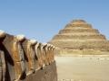 Пирамида-гробница в Саккаре