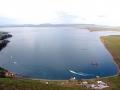 Отдых и рыбалка на озере Белё (Хакасия)