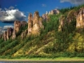«Каменный лес» Якутии